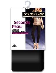 Golden Lady - Legging - Microfibre - Femme
