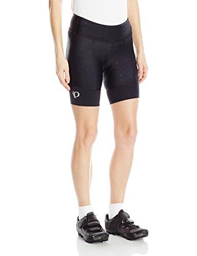PEARL IZUMI Damen Pursuit Hose Short Attack Shorts, Damen, Black Texture