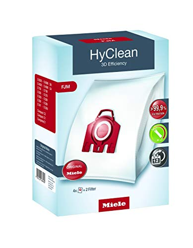 Miele 209077 HyClean 3D Efficiency FJM Sac Aspirateur