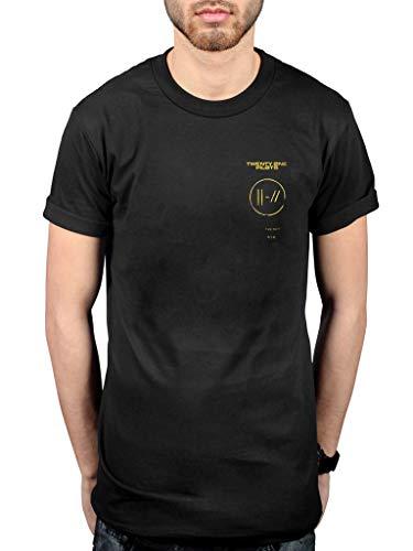 Official Twenty One Pilots Title T-Shirt -