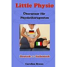 Little Physio Deutsch - Italienisch