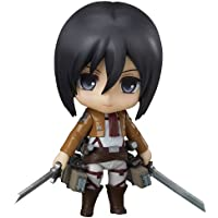 Attack on Titan: Mikasa Ackeman Nendoroid Figura de Acción