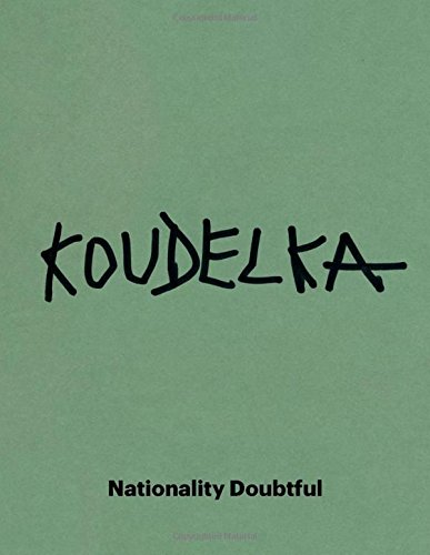 Josef Koudelka: Nationality Doubtful (Art Institute of Chicago)