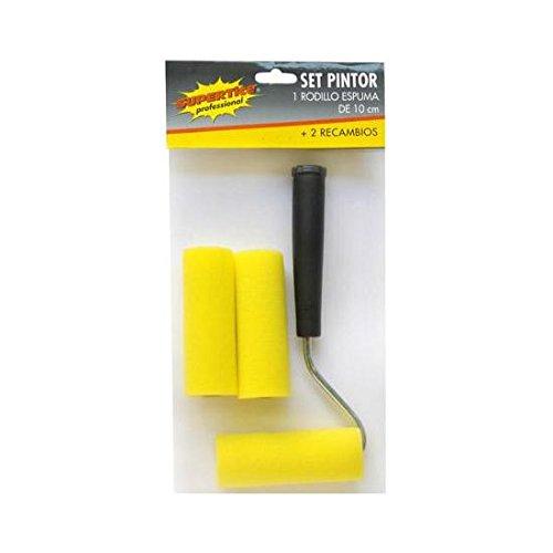 Supertite 3173Set de rodillo de pintor espuma con 2sueño
