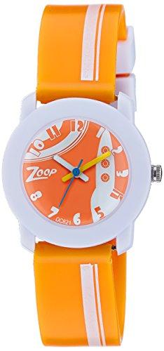 41H6OJrM9RL - Zoop NDC3025PP29J Orange Childrens watch