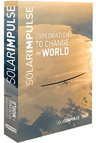 Coffret solar impulse - exploration to change the world