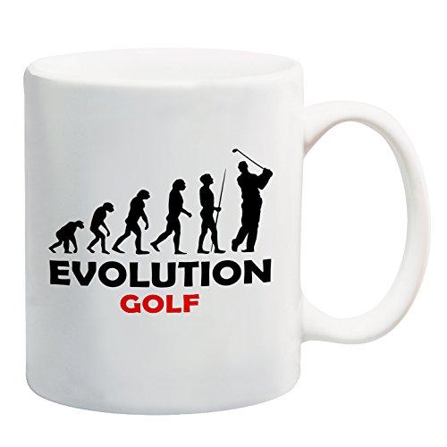 Evolution Golf Tasse cadeau