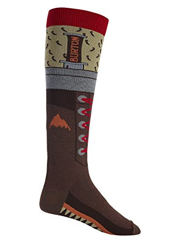 Burton Herren Party Snowboard Socken, the Hiker, L (Burton Knöchel-socken)