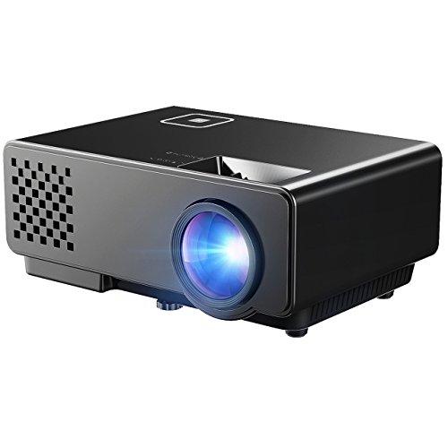 Proyector-LED-1080P-de-Mpow-con-Interfaz-de-Entrada-HDMI-VGA-AV-y-USB-Regalar-50pcs-Papel-para-Limpieza-de-Lentes-Mini-proyector-Perfecto-para-Jugar-Videojuegos-y-Ver-Ftbol-Pelculas-en-Hogar-Cuidar-de
