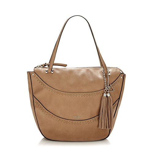 Guess Solene Large Satchel, Sacs à Main Femme, Taille Unique