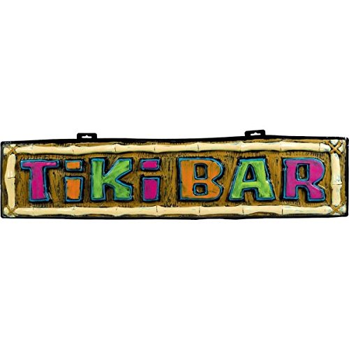Hawaiian 198865 Tiki Schild Bar ()