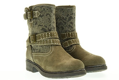 BLACK JARDINS JUNIOR A631951F boot / 501