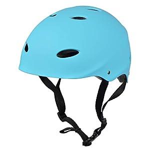 Apollo Skate-Helm/Fahrradhelm – Verstellbarer Skateboard, Scooter, BMX-Helm, mit Drehrad-Anpassung geeignet für Kinder, Erwachsene, in verschiedenen Größen und Farben