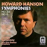 Hanson/Sinfonien 3+6/Var.