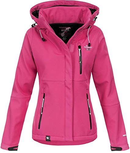 Geographical Norway - Chaqueta - para Mujer Flashy Pink 40 (Talla del...