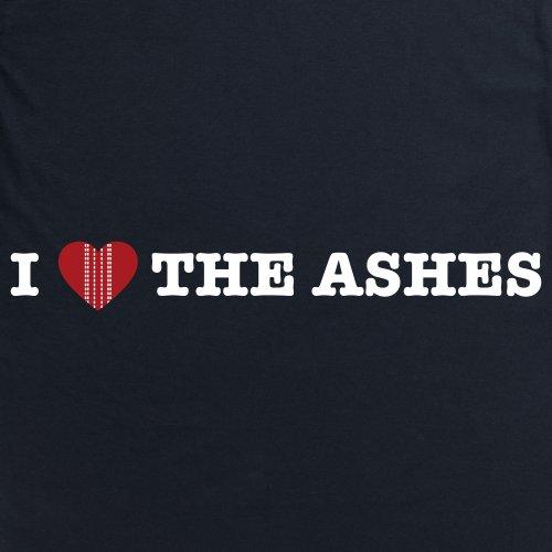 I Heart The Ashes T-Shirt, Herren Schwarz