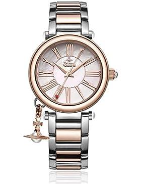 Vivienne Westwood Damen-Armbanduhr VV006PRSSL