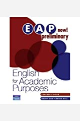 [(EAP Now!: Preliminary Teacher's Book)] [Author: Kathy Cox] published on (May, 2007) Taschenbuch