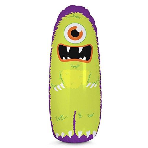 das Biest! - Aufblasbarer Monster Kinder-Boxsack