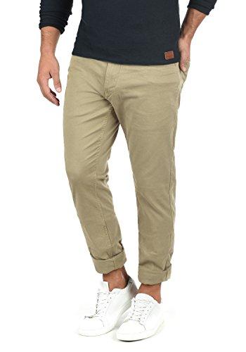 Blend Saturn Herren Chino Hose Stoffhose Aus Stretch-Material Regular Fit, Größe:W32/32, Farbe:Beige Brown (71509)