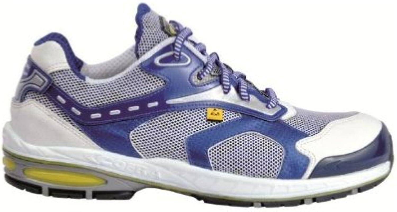 Cofra scarpe di sicurezza Fore Check S1 P New Jogging 19090 – 001, traspiranti, Blu | Qualità E Quantità Assicurata  | Maschio/Ragazze Scarpa