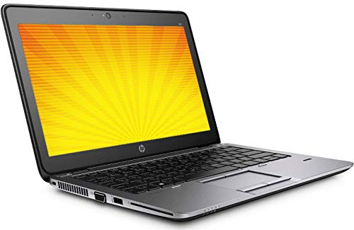 "HP Elitebook 820 G2 Business | Intel Core i5 2,2 GHz CPU, 12.5"" 1366 x768, 4 GB RAM, 500 GB HDD, Webcam, Wi-Fi, Bluetooth, Win10 Prof. 