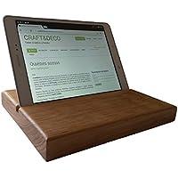 Soporte de madera para tablet | Stand para tablet