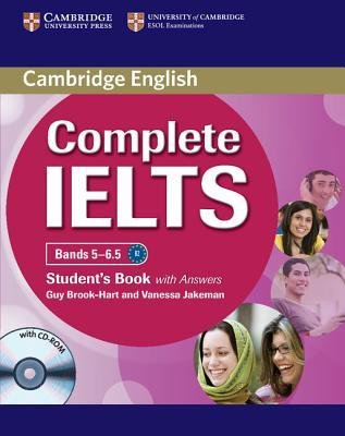 [(Complete IELTS Bands 5-6.5 Student's Pack (Student's Book with Answers with CD-ROM and Class Audio CDs (2)))] [Author: Guy Brook-Hart] published on (March, 2012)