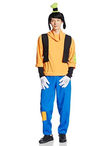 Kostüm Goofy - Disney Goofy Kostuem Herren 165cm-175cm 95606
