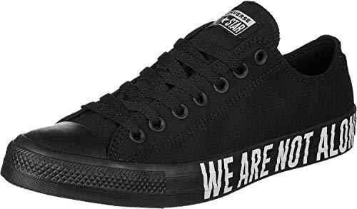 Converse Chuck Taylor All Star We Are not Ox Schuhe Black Converse Chuck Taylor Print Sneaker
