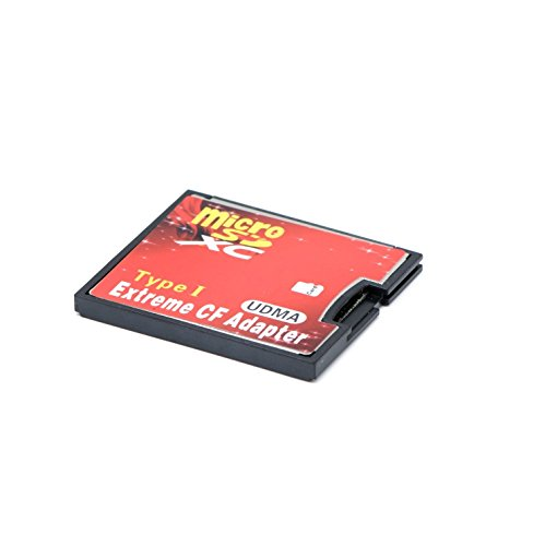 Dual-cf-card-reader (QUMOX microSD To CF Compact Flash Memory Card Adapter Reader type 1 WIFI)