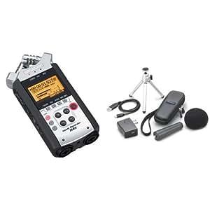 Zoom H4nSP Enregistreur numérique portable + kit d'accessoires