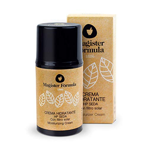 Crema Hidratante Facial HP Seda 50 ml | Seda Natural