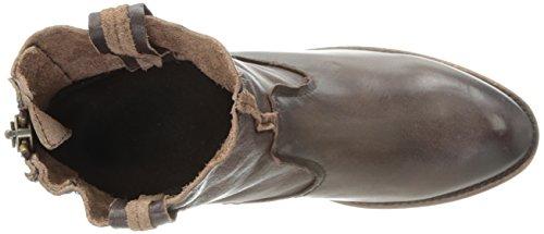 Frye leslie artisan à bout pointu en cuir mode neuf femme marron foncé