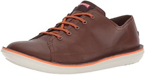 CAMPER Herren Beetle Sneaker, Braun (Medium Brown 210), 44 EU - Braun Camper Beetle