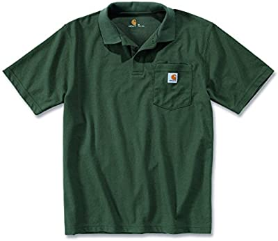Carhartt trabajo Camiseta Workwear Camiseta de contra Extractor 's work Pocket Polo