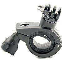 Tubo Y Soporte Para Manillar para GoPro y otros cámaras de acción (SJCAM, Xiaomi etc.) uso cuando Ciclismo en bicicleta