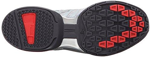 Puma Handy Kilter Cross-Training-Schuh Quarry/Silver/Red