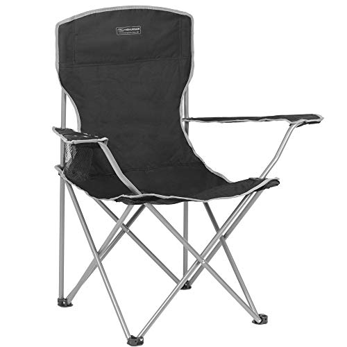 Highlander Traquair Chaise de Camping Pliante...