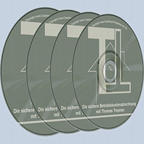 Die sichere Betriebskostenabrechnung: Video zur Nebenkostenabrechnung mit Thomas Trepnau [4 DVDs]