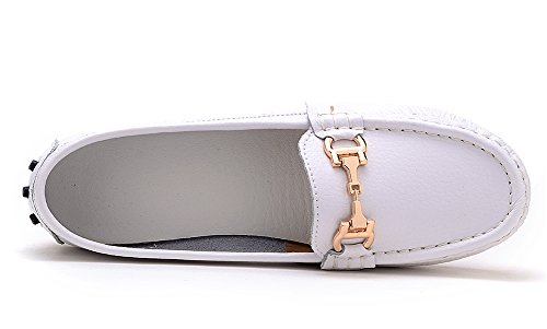 Odema Ladies Mocassino Slip-on Comode Scarpe Basse Per Il Tempo Libero Femminili