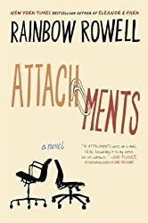 Attachments: A Novel by Rowell, Rainbow (2012) Paperback