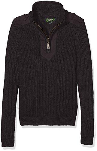 COLORADO DENIM Jungen Pullover Mack, Grau (Phantom Mel 9005), 152 (Herstellergröße: 146/152) (Sweatshirt Colorado Grau)