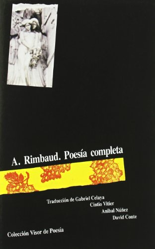 Poesía Completa (Visor de Poesía) por Arthur Rimbaund