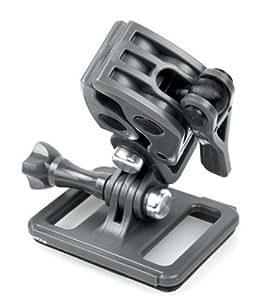 Goliton® Clip de fixation en kit pour Gopro Hero3/3+/4-Gris