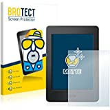 2x BROTECT Matte Film Protection pour Amazon Kindle Paperwhite (2015) Protection Ecran - Mat, Anti-Réflets