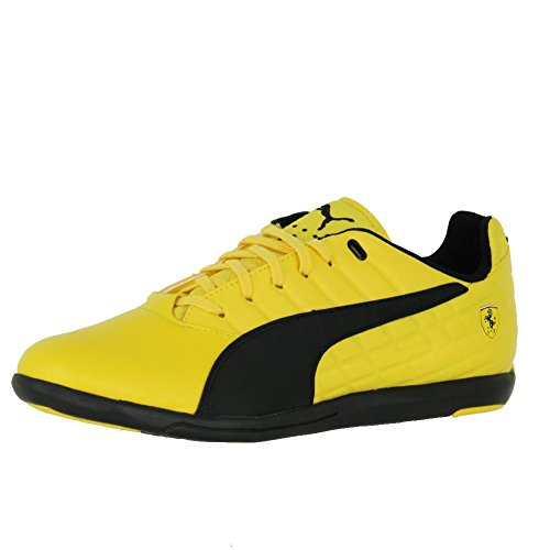 Puma Pedale Sf Motorsport Chaussure Vibrant Yellow/Black