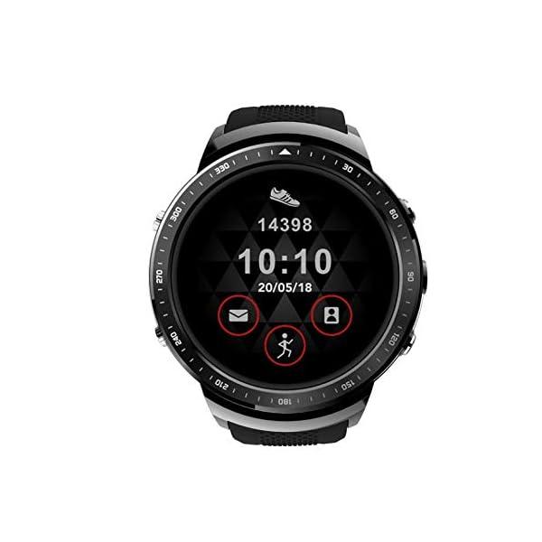 Smartwatch Android 5.1 3G GPS Pulsometro Prixton SW40