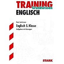 Training Englisch. 5. Klasse G9. Alle Bundesländer außer Bayern
