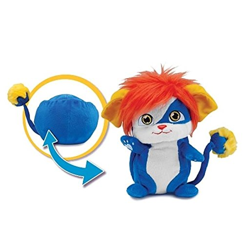 Spin Master - Peluches Popples Transformables 20 Cm - Izzy